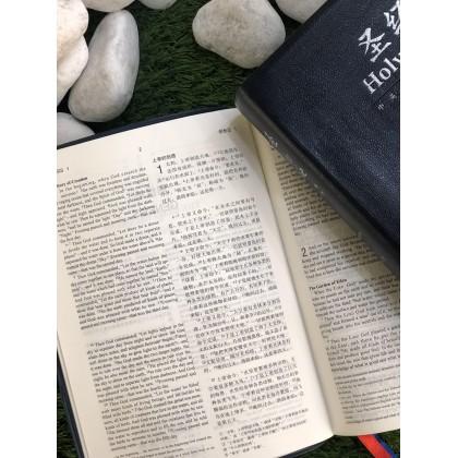 BIBLE-圣经现代中文译本中英